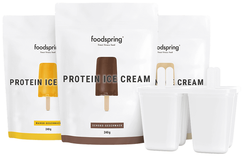FOODSPRING PROTEIN ICE CREAM 240G WWW.BATTLEBOXUK.COM