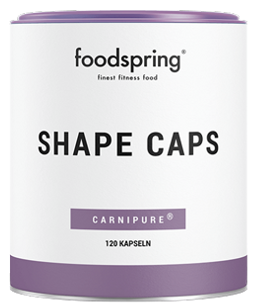 FOODSPRING SHAPE CAPS WWW.BATTLEBOXUK.COM