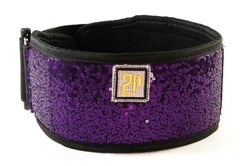 2POOD | Purple Rain Straight Belt (w/ WODclamp®) www.battleboxuk.com
