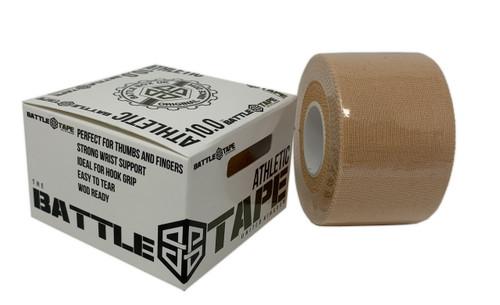 BattleTape™ | Athletic Tape | Desert Beige www.battleboxuk.com