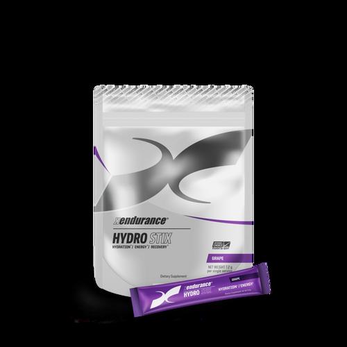 Xendurance | Hydro Stix | Electrolytes | Body's Preferred Fuel / Efficient Energy | 20 Pack Single Ser www.battleboxuk.com