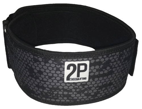 2POOD | Lift2POOD Straight Belt (w/ WODclamp®) www.battleboxuk.com