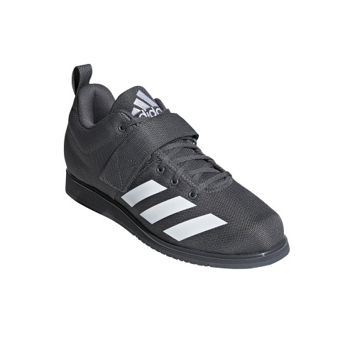 ADIDAS | POWERLIFT 4 | GREY www.battleboxuk.com