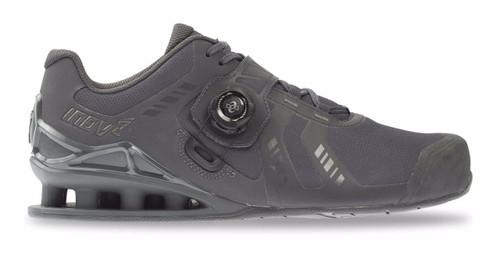 INOV-8 | FASTLIFT 400 BOA | Weightlifting Shoe Unisex | Black  WWW.BATTLEBOXUK.COM