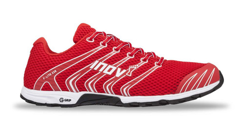 INOV-8 | F-LITE 230 | Training Running Shoe Unisex | Red WWW.BATTLEBOXUK.COM