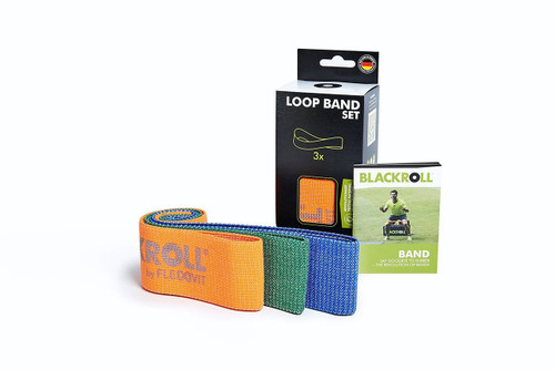 BLACKROLL® LOOP BAND | soft elastic | tear-resistant | fiberand rubber www.battleboxuk.com