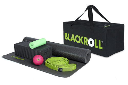 BLACKROLL® YOGA SET WWW.BATTLEBOXUK.COM