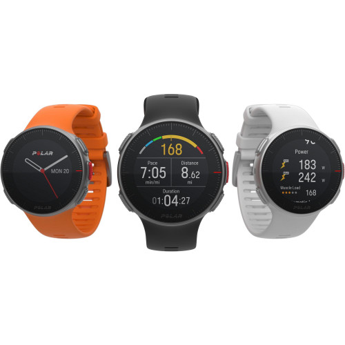 POLAR VANTAGE V | PREMIUM GPS MULTISPORT WATCH FOR MULTISPORT & TRIATHLON TRAINING www.battleboxuk.com