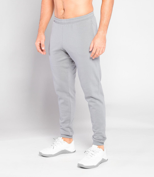 VIRUS | ST29 | UNISEX FUSION FLEECE PANT | GREY WWW.BATTLEBOXUK.COM