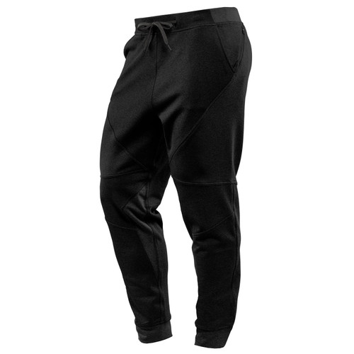 HYLETE | FLEXION Sport Track Pants For Men Black Workout Pants  - www.BattleBoxUk.com