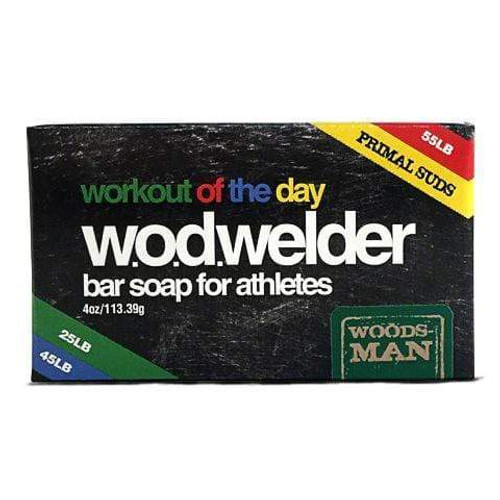 WOD WELDER WOODS MAN SOAP