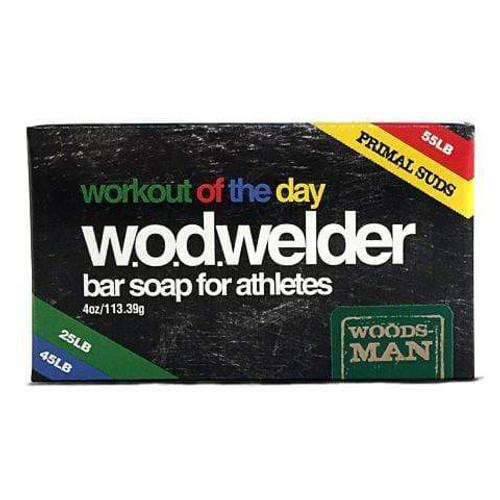 WOD WELDER GREEN TEA SOAP