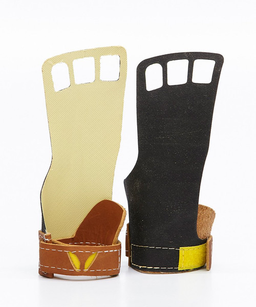 VICTORY GRIPS | WOMEN'S TACTICAL 3-FINGER GRIPS | TAN  www.battleboxuk.com