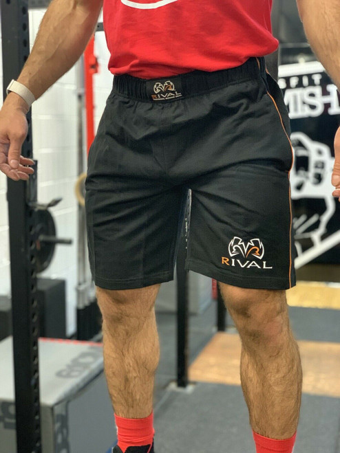 Rival Boxing RA200 Workout Training Shorts  - www.BattleBoxUK.com