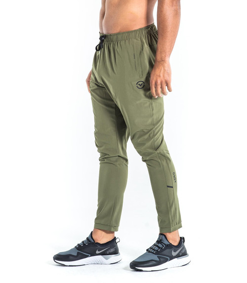 Virus | Men's Aero Pant | OD Green/Black www.battleboxuk.com