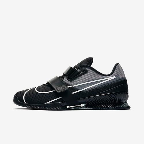 Nike Romaleos 4 Black/Black/White Style: CD3463-010 www.battleboxuk.com