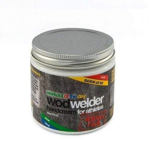 W.O.D. WELDER HANDS AS RX CREAM 16 OZ - www.BattleBoxUk.com