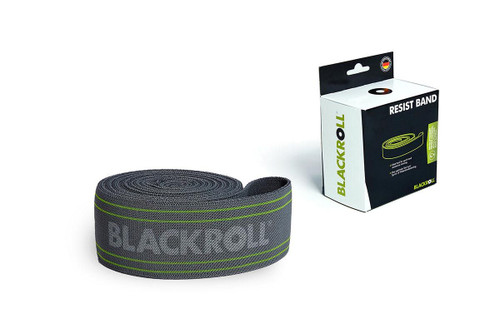 BLACKROLL® RESIST BAND EXERCISE BANDS | STRONG -GREY WWW.BATTLEBOXUK.COM
