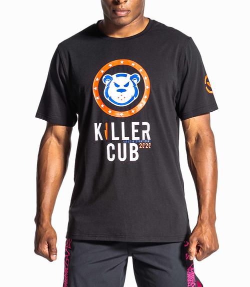 VIRUS | KILLER CUB TEE 2020 | BLACK www.battleboxuk.com