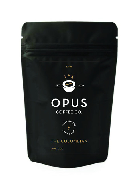 Opus Coffee The Colombian 227g Bag - www.BattleBoxUk.com