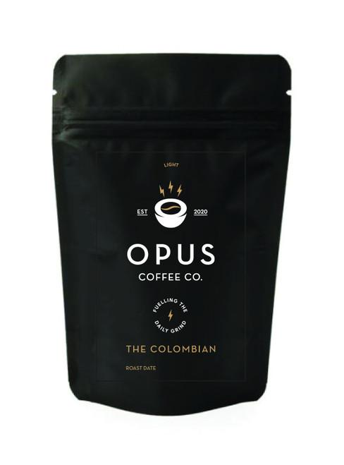 Opus Coffee The Colombian 227g Bag - www.BattleBoxUk.com