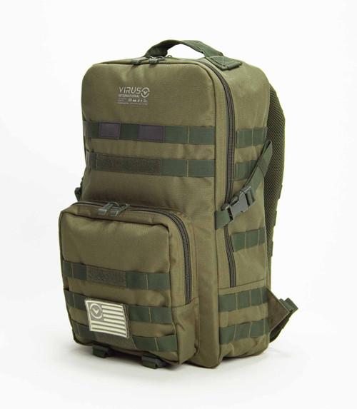 Virus Highlander Backpack www.battleboxuk.com