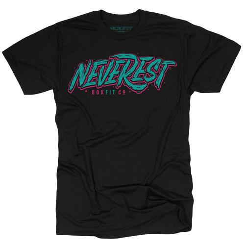 RokFit NeveRest T-Shirt www.battleboxuk.com