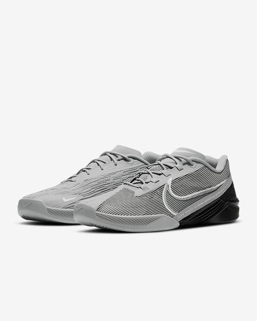 Nike React Metcon Turbo Particle Grey/Black/White (CT1243-001) www.battleboxuk.com