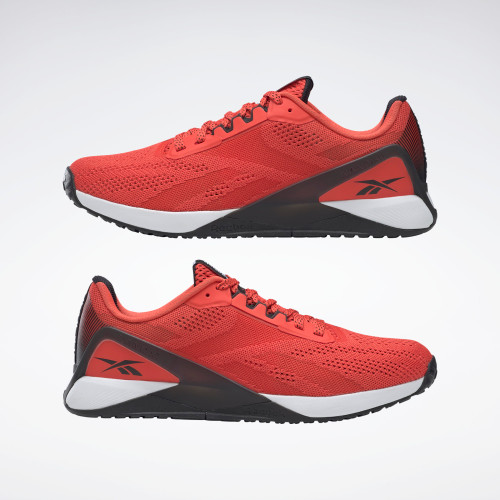 Reebok Nano X1 Shoes Dynamic Red / White / Black ( FX3244) www.battleboxuk.com