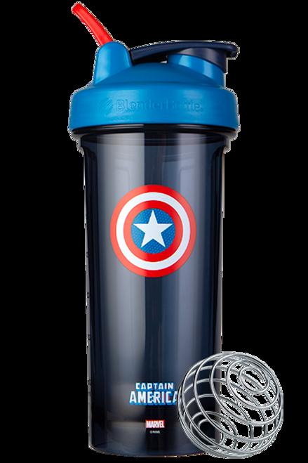 BlenderBottle® Pro28 - Marvel® Captain America