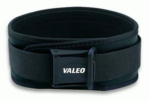 "CrossTrainingUK - VALEO Competition Classic 4"" Lifting Belt"