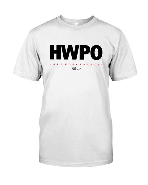 Nike Men's Training T-Shirt Dri-FIT 'HWPO' White (DA1594-100)  www.battleboxuk.com