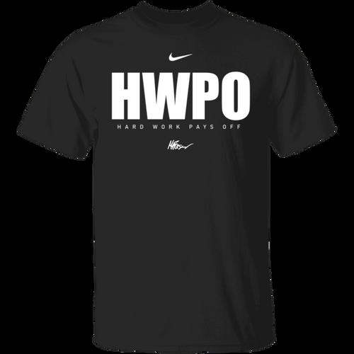 Nike Men's Training T-Shirt Dri-FIT 'HWPO' Black (DA1594-100)  www.battleboxuk.com