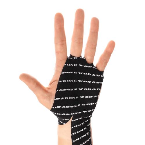 WOD & DONE | Hand Protection | Black www.battleboxuk.com