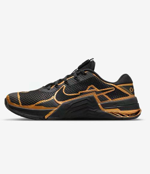 Nike Metcon 7 MF Special Edition Black/Black/Metallic Gold/Black