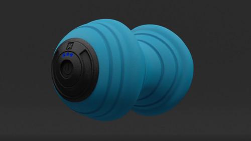 Trigger Point Charge Vibe Vibrating Massage Roller www.nattleboxuk.com