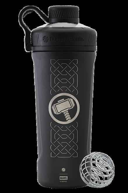 BlenderBottle® Marvel® - Radian™ Insulated Stainless Steel 26oz / 770ml Thor