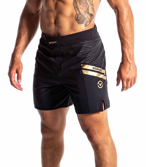 Virus Disaster V2 Combat Shorts Black www.battleboxuk.com