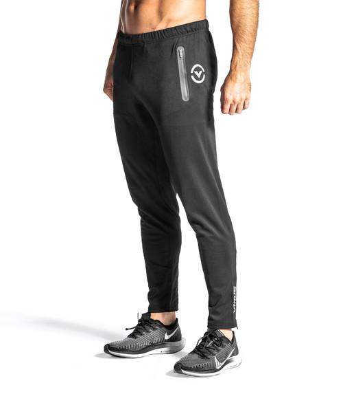 Virus KL1 Active Recovery Pants Black / Silver www.battleboxuk.com