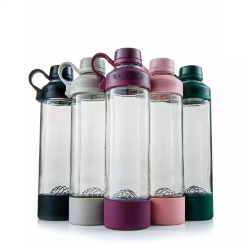 Blender Bottle® Mantra™ Glass Bottle 600ml 20oz  www.BattleBoxUk.com