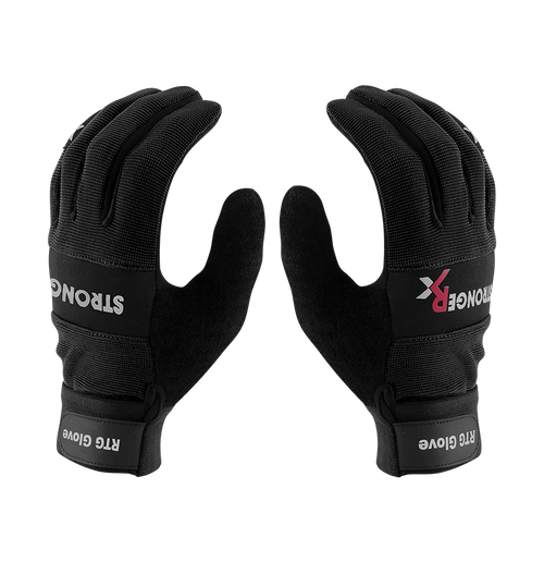 StrongerX RTG Gloves | Competition Edition 2.0 (BLACK) Stronger RX