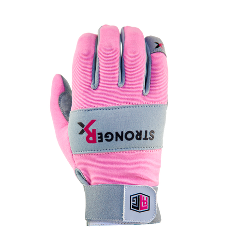 StrongerX RTG Gloves | Competition Edition 2.0 (PINK)