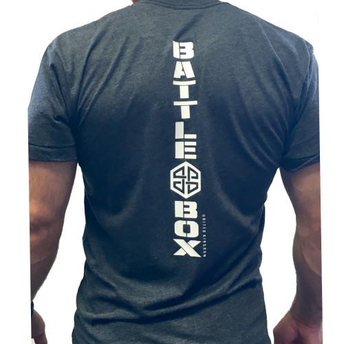 Battle Box Logo Edition T-Shirt + Shaker www.battleboxuk.com