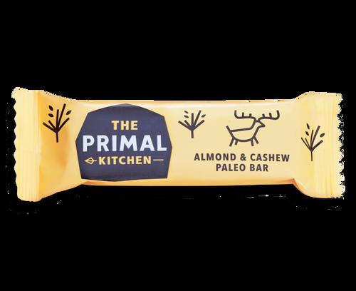 The Primal Kitchen Almond & Cashew Bars (18x45g)