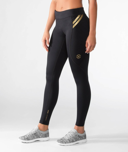 VIRUS Women's Energy Series Bioceramic Full Length Compression Pants (EAu7) www.battleboxuk.com