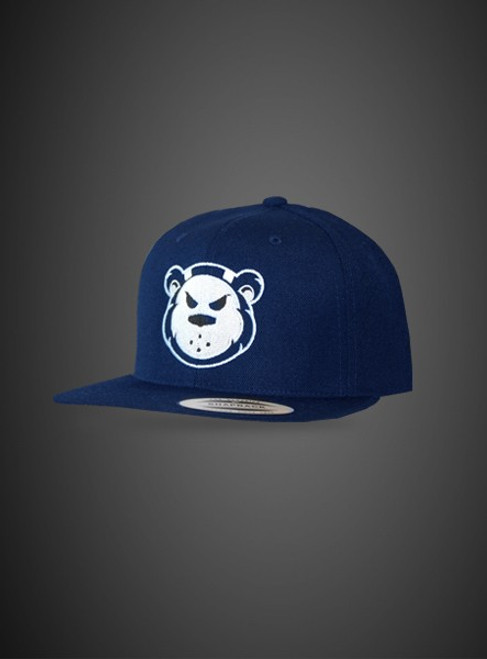 """Killer"" Cub Swanson Snap Back Hat Blue BJJ UFC VIRUS"