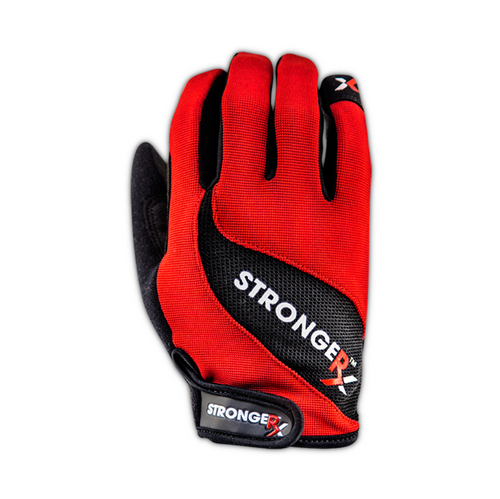 StrongerRx WOD 3.0 Gloves (RED)