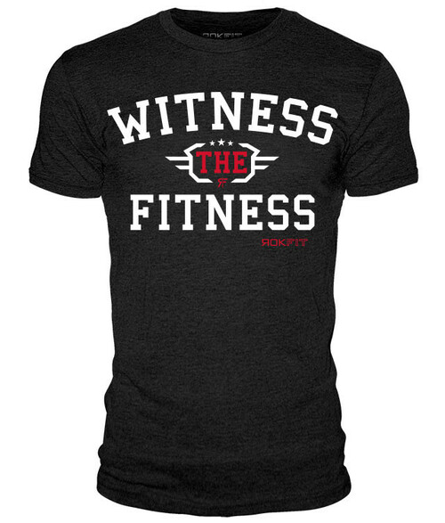 """ROKFIT """" WITNESS THE FITNESS"""""""
