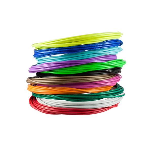 RPM Fitness Colored Coated Cable for Speed Rope 2.0 - BattleBoxUK.com
