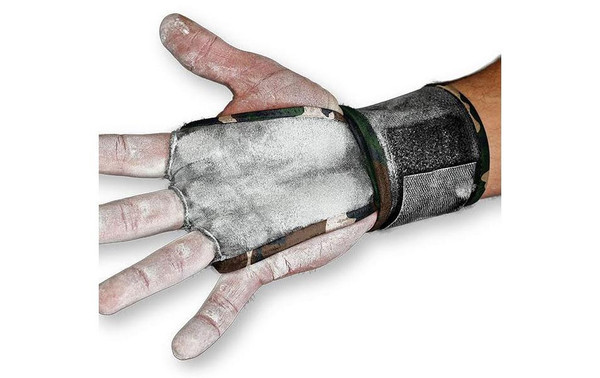 JerkFit WODies Grip Hand Protection Green Camo www.battleboxuk.com
